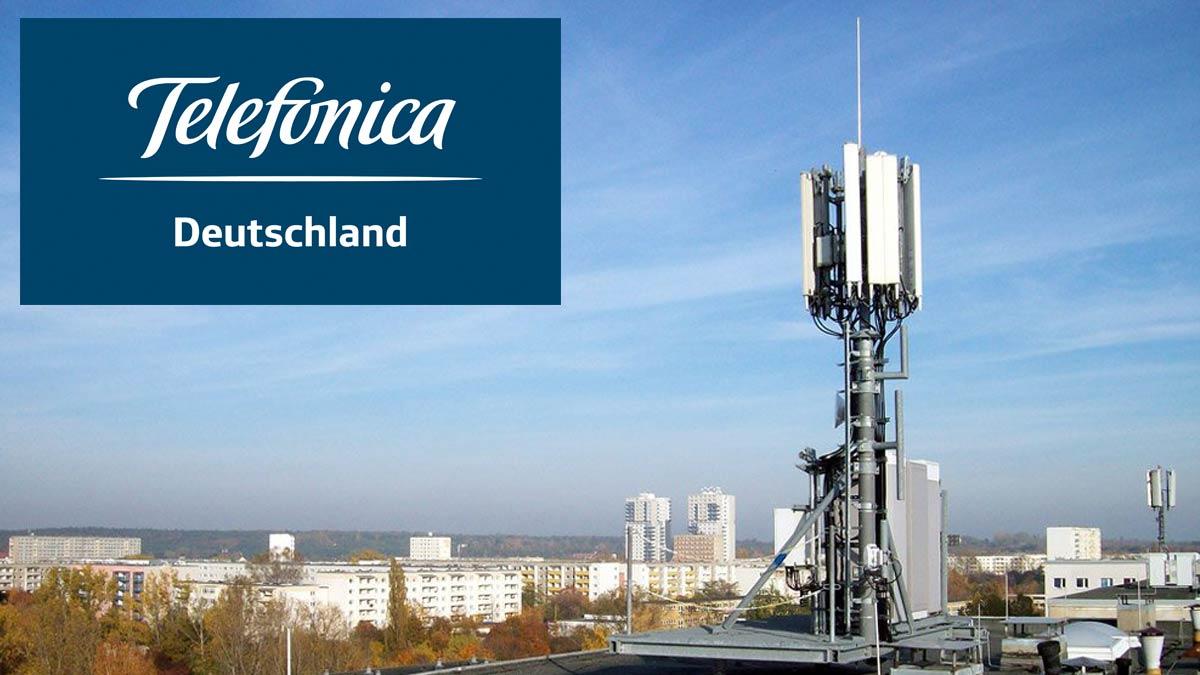 Telefónica Deutschland Netzausbau