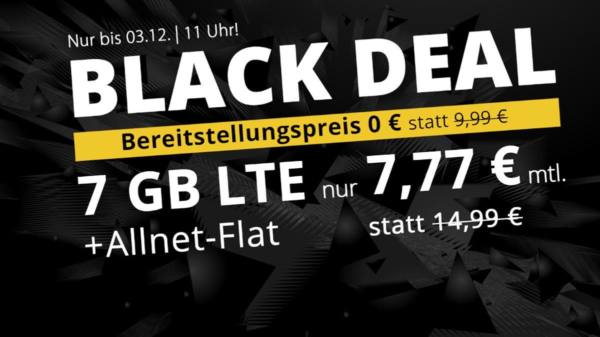 PremiumSIM LTE L Black Deal
