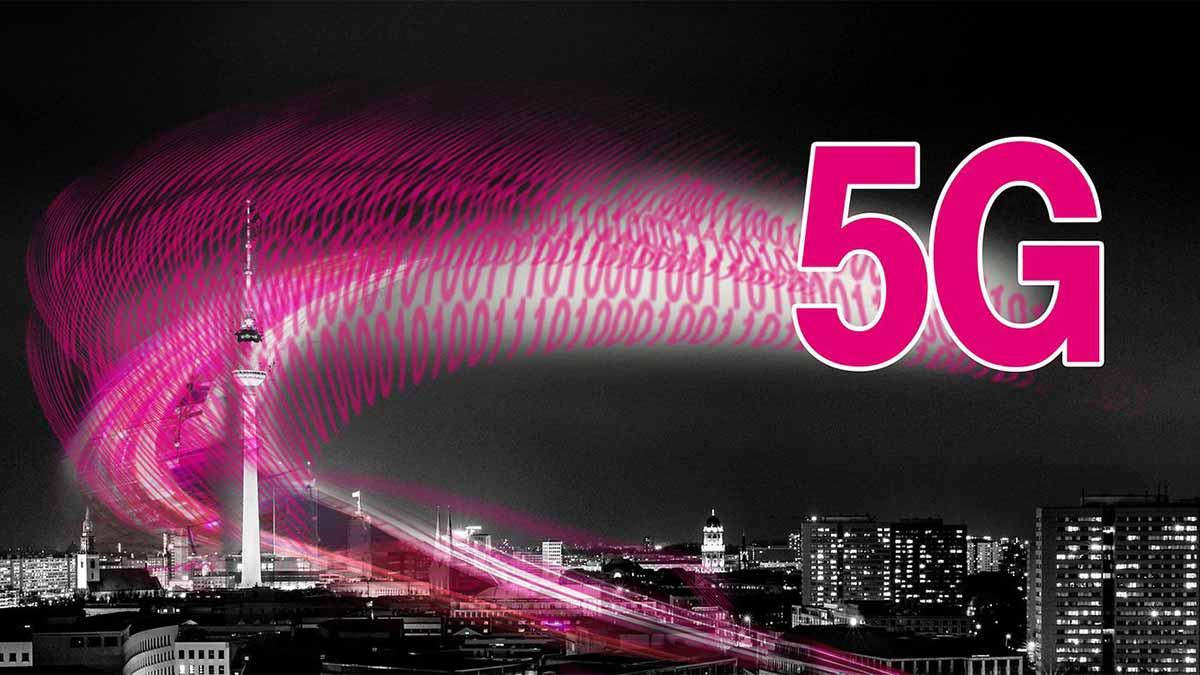 Telekom 5G Mobilfunk startet in Berlin