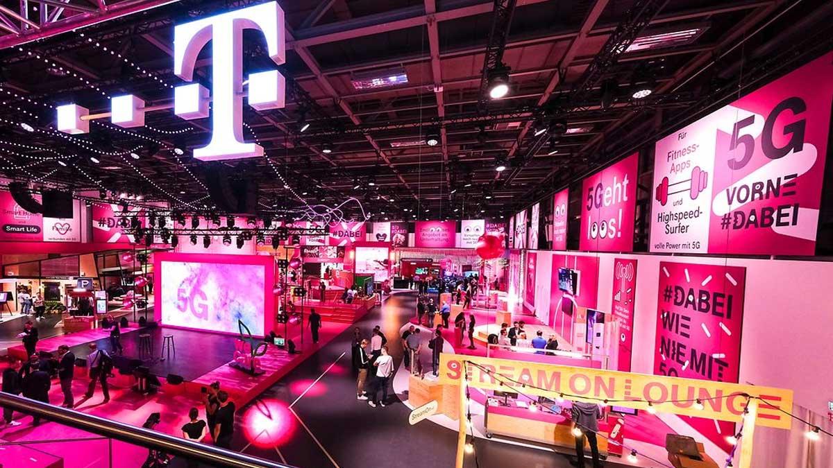 Telekom IFA-Event