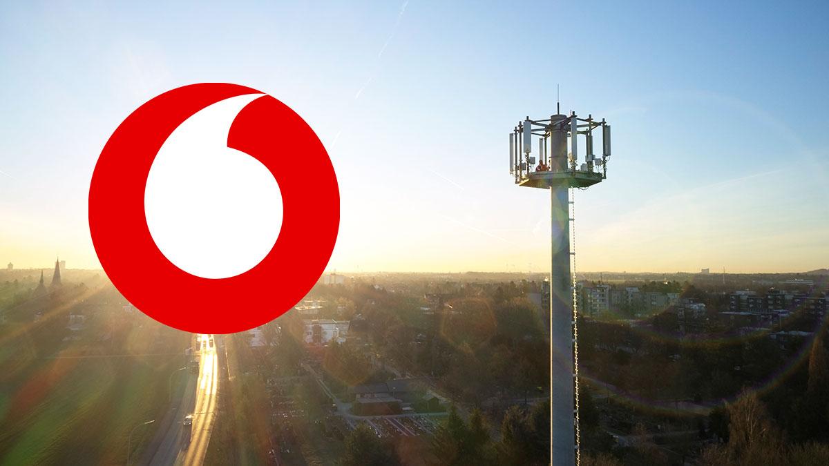 Vodafone Netztest und Ausbau