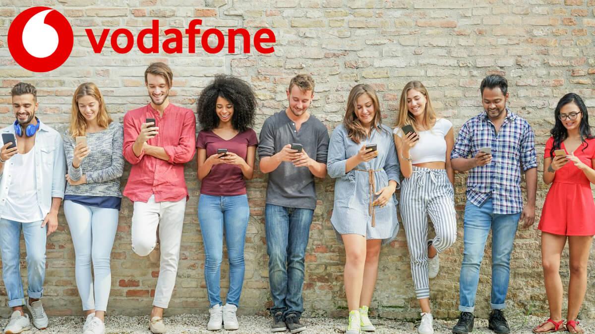 Vodafone Red Tarife ab Mai 2019