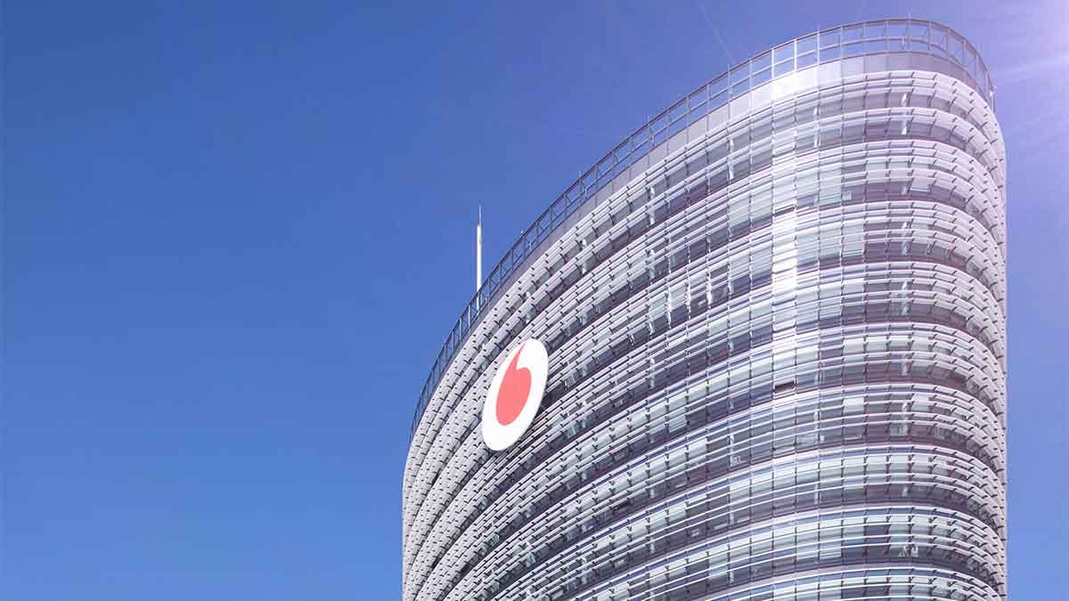Vodafone Deutschland - Firmenzentrale