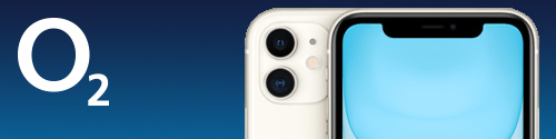 iPhone 11 bei o2 Banner