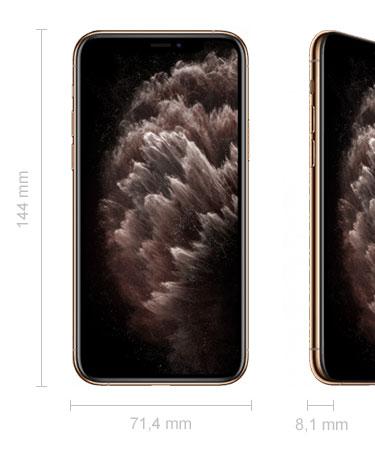 iPhone 11 Pro Abmessungen Maße