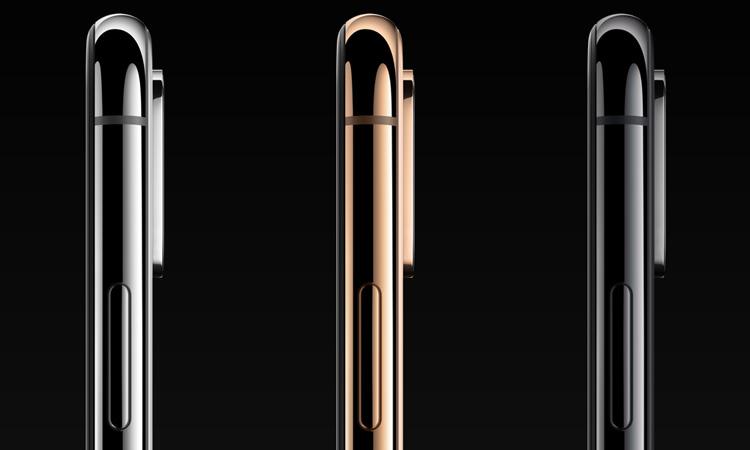 iPhone XS Seite