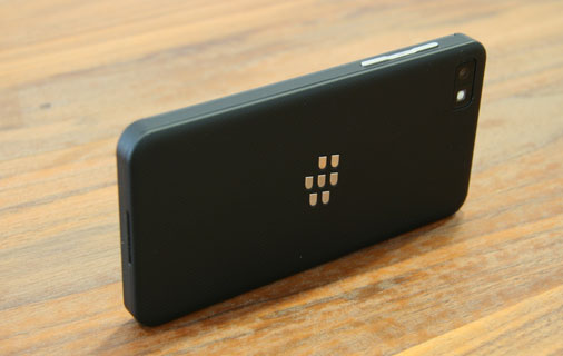 Blackberry Z10 Test - Ansicht 5