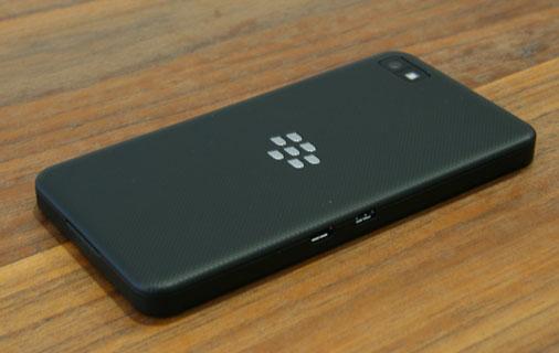 Blackberry Z10 Test - Ansicht 6