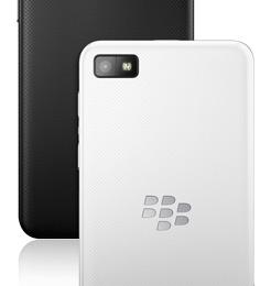 Blackberry Z10 Rückseite
