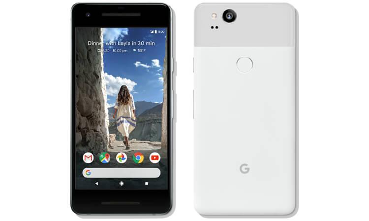 Google Pixel 2 Weiß