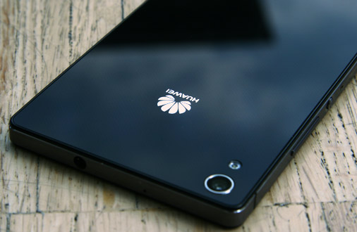 Huawei Ascend P7 Ansichten