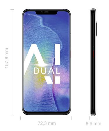 Huawei Mate 20 Pro Abmessungen