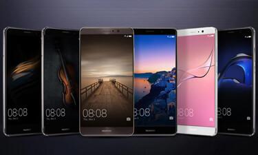 Huawei Mate 9 Farben
