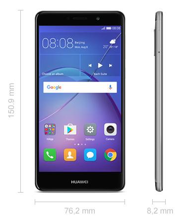 Huawei Mate 9 Lite Abmessungen