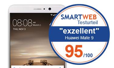 Testnote Huawei Mate 9