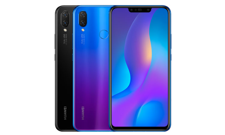 Huawei P smart+ Farben