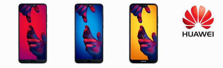 Huawei P20 Pro, P20 und P20 Lite
