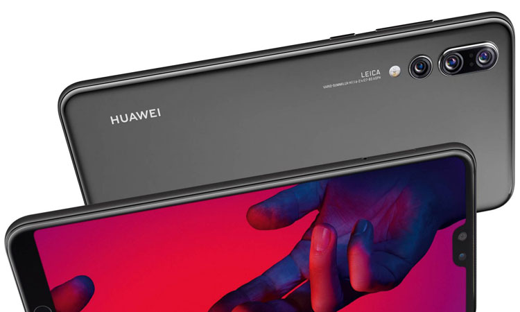 Huawei P20 mit Leica Triple-Kamera