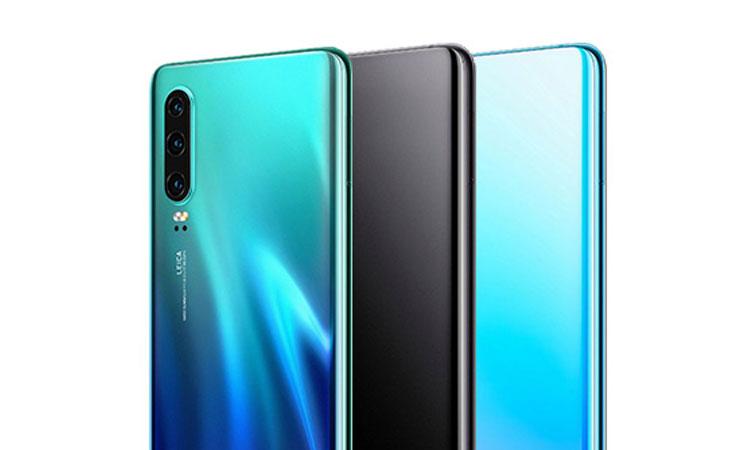 Huawei P30 Farben