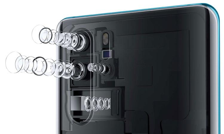 Huawei P30 Pro Kamerasystem