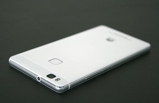 Huawei P9 Lite Kamera und Fingerabdrucksensor