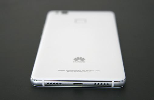 Huawei P9 Lite: Lautsprecher, Mikro und USB-Anschluss