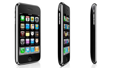 iPhone 3GS Seite