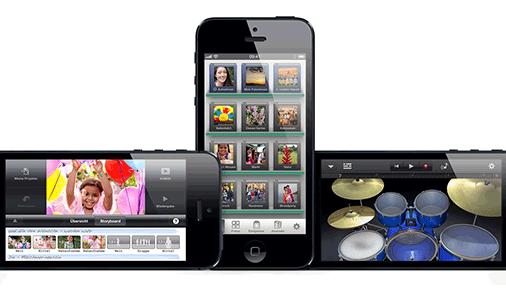 iPhone 5 Funktionen
