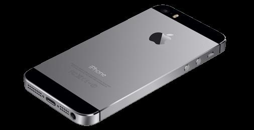 iPhone 5S Rückseite