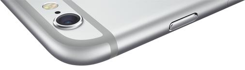 iPhone 6 im Fokus (Quelle: Apple)