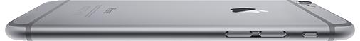 iPhone 6 Rückansicht (Quelle: Apple)
