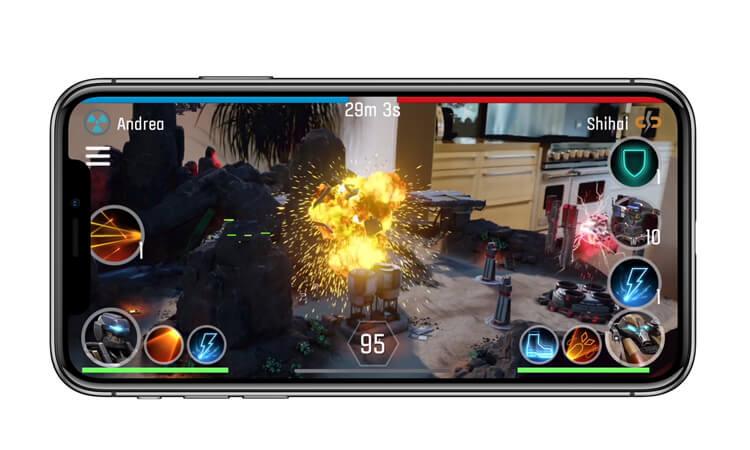 Gaming auf dem iPhone X