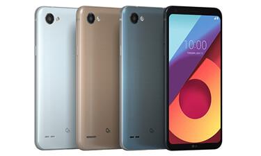 LG Q6 Farben