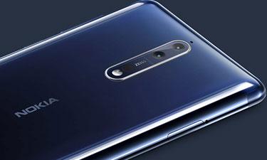Teaserbild Nokia 8