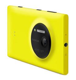Nokia Lumia 1020 Kameraseite