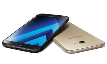 Reihe Samsung Galaxy A 2017