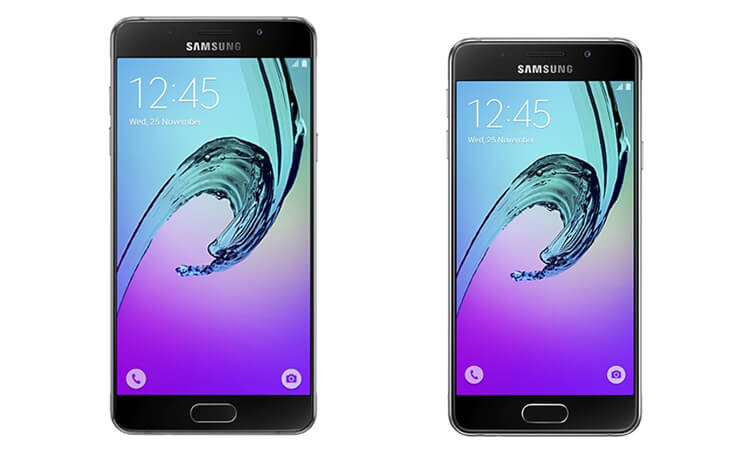 Samsung Galaxy A5 und A3 im Vergleich