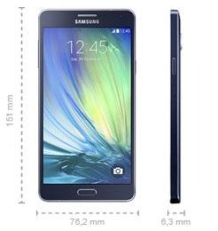 Samsung Galaxy A7 Abmessungen