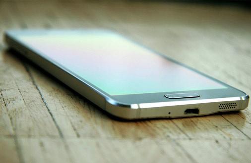 Samsung Galaxy Alpha Ansichten