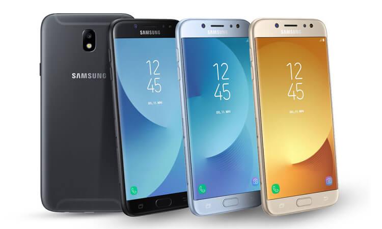 Samsung Galaxy J3 Technische Daten