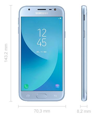 Samsung galaxy j3 6 technische daten