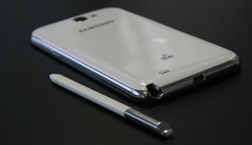 Samsung Galaxy Note 2 S-Pen