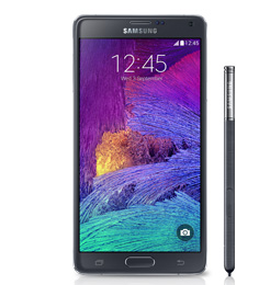 Samsung Galaxy Note 4 mit S-Pen