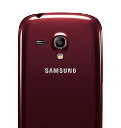 Samsung Galaxy S3 mini Kamera