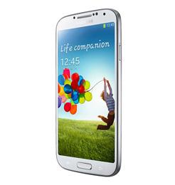 das Samsung Galaxy S4 im Überblick
