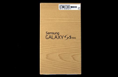 Samsung Galaxy S5 mini Ansichten