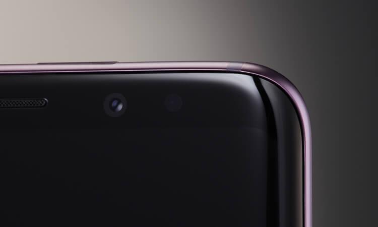 Samsung Galaxy S9 Edge Display