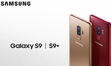 Samsung Galaxy S9 Farben