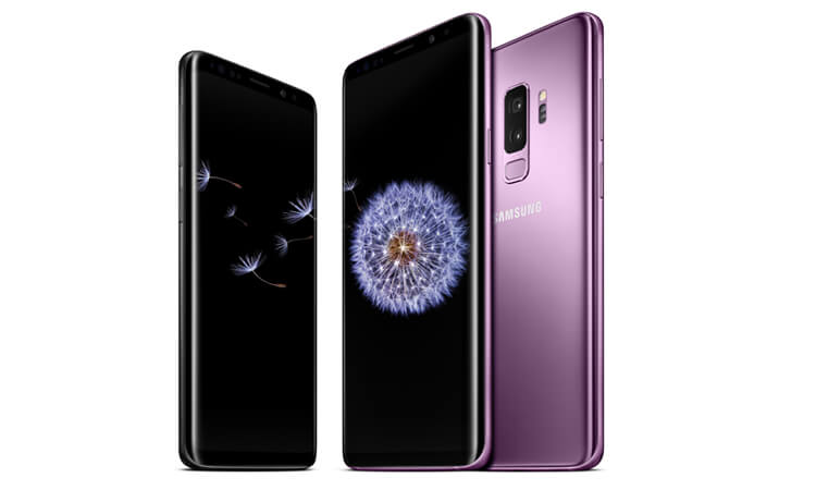 samsung galaxy s9 plus datenblatt
