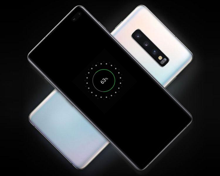 Samsung Galaxy S10 Akku